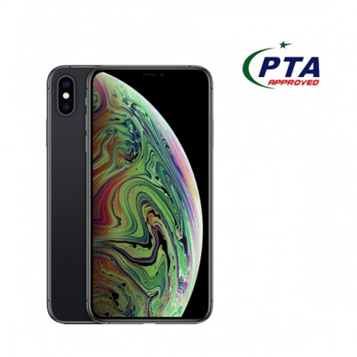 Apple iPhone XS Max 512GB Single Sim Space Gray - Official Warranty