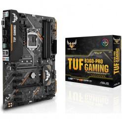 Asus TUF B360-PRO GAMING ATX Gaming Motherboard