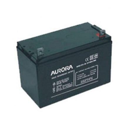 Aurora 12V 100AH Maintenance Free Battery