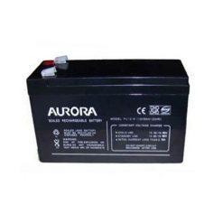 Aurora 12V 9AH Maintenance Free Battery
