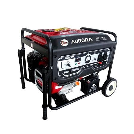 Aurora 6.5KVA Petrol & Gas Generator AGE-6800YE