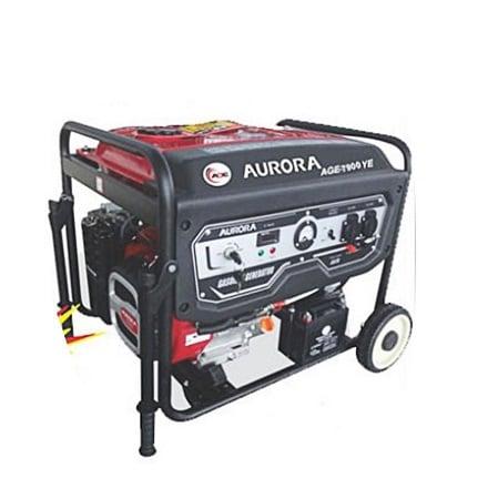 Aurora 7.5KVA Petrol & Gas Generator Age7900Ye