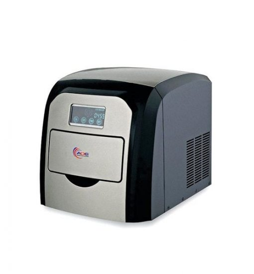 Aurora Ice Maker AR AIM15D in Black