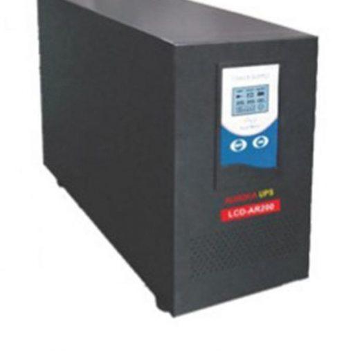 Aurora UPS-LCDAR300 6.0kVA Intelligent Pure Sine-Wave