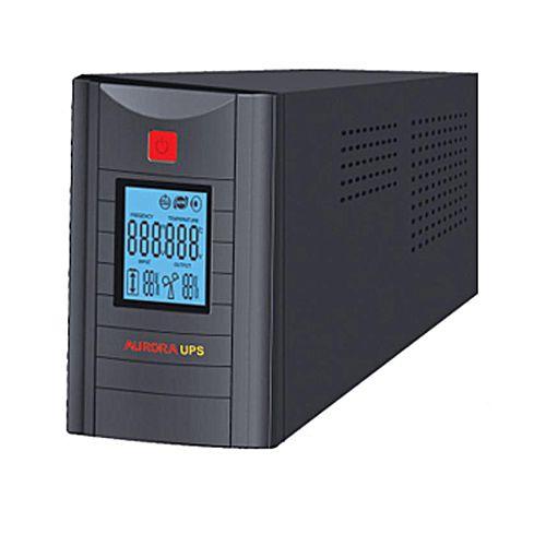 Aurora UPSLCDAR 60 LCD Series Interactive UPS 600W Black