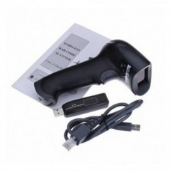 Black Copper F2 Wireless Barcode Scanner