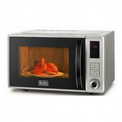 Black & Decker MZ2310PG Digital Microwave Oven With Grill With Official Warranty