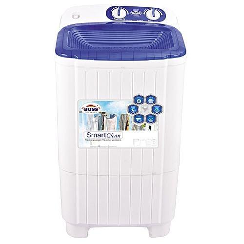 Boss Single Tub Washing Machine K.E3000N15BS White and Blue
