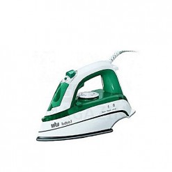 Braun Sky Steam Iron TS-345 White & Green