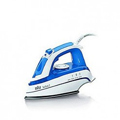 Braun Sky Steam Iron TS-355A White & Blue