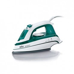 Braun TS505 Steam Iron (Brand Warranty)