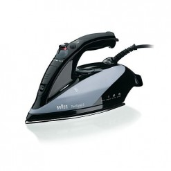Braun TS545 Steam Iron (Brand Warranty)