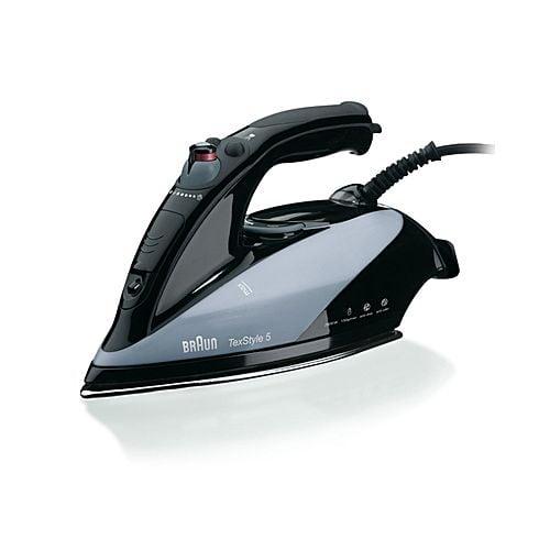 Braun TS545 Steam Iron (Brand Warranty)