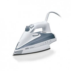 Braun TS735 Steam Iron (Brand Warranty)