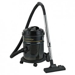 Cambridge Appliance CA VC101 Drum Vacuum Cleaner Black