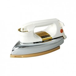 Cambridge Appliance DI 432 Iron Golden White