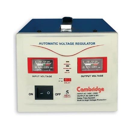 Cambridge Appliance Stabilizer P 1600