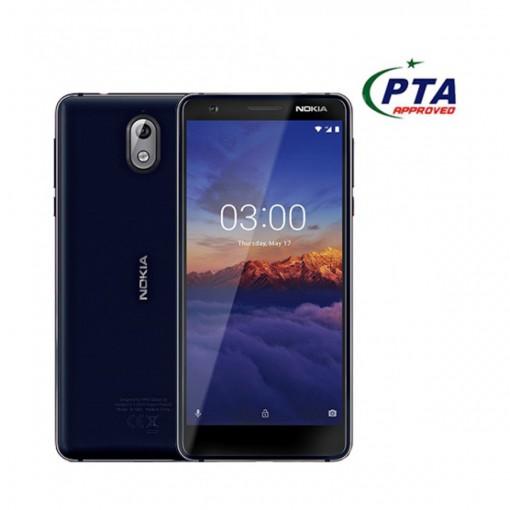Nokia 3.1 16GB Dual Sim Blue/Copper - Official Warranty