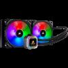 Corsair Hydro Series H115i RGB PLATINUM 280mm Liquid CPU Cooler - CW-9060038-WW