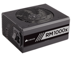 Corsair RM1000X 1000Watt 80 PLUS® Gold Modular PSU