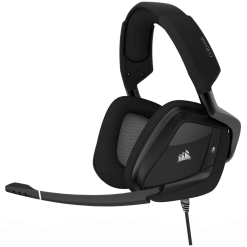 Corsair VOID PRO RGB USB Premium Gaming Headset with Dolby® Headphone 7.1 — Carbon (AP)