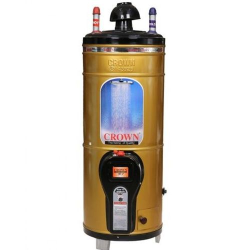 Crown 20 Gallon Gas Geyser in Golden