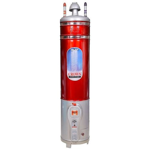 Crown 30 Gallons Geysers in Red
