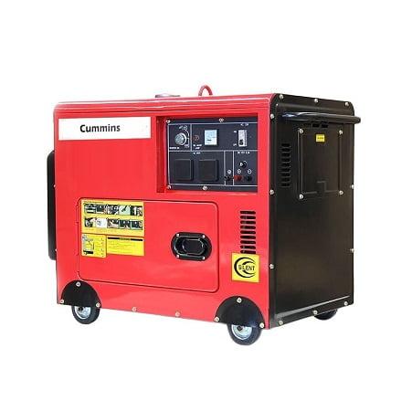 CUMMINS Petrol & Gas Generator