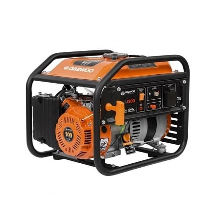 Daewoo 2.2 KW Electric Start Petrol Generator GDA2300E