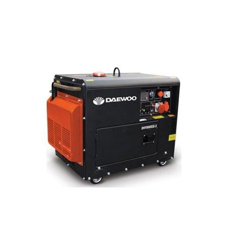 Daewoo 6.3 kW Electric start Diesel Generator DDAE8100SE
