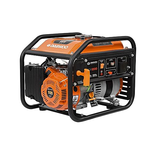 Daewoo Generator – Orange – GDA 1200