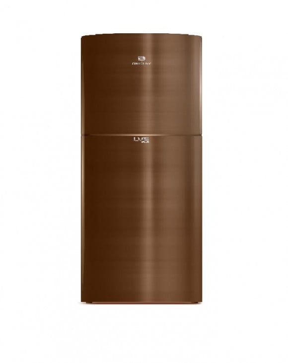 Dawlance - 9170WB LVS PLUS Series Top Mount Refrigerator - 175 L - Brown
