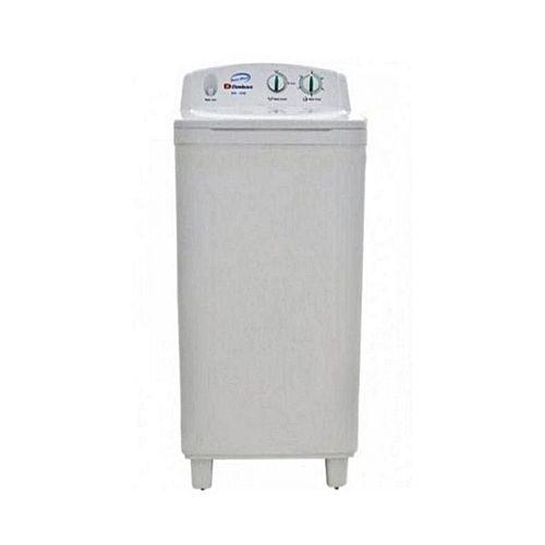 Dawlance DW-5100 Single Tub Washing Machine White