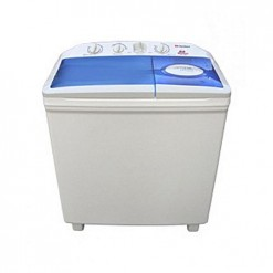 Dawlance DW-5500 Semi Automatic Twin Tub Washing Machine 8kg