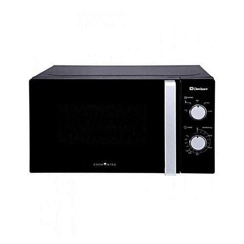 Dawlance DWMD10 Cooking Series 20 LT Oven Black