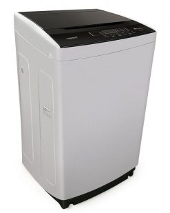 Dawlance DWT-260 ES - Fully Automatic Washing Machine - 8 kg - Black & White