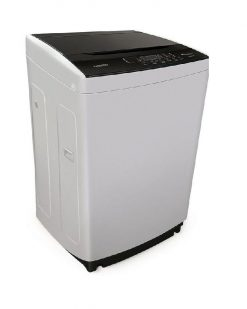 Dawlance DWT-270 ES - Fully Automatic Washing Machine - 10 kg - Black & White