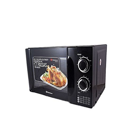 Dawlance Md4N Classic Series Microwave 20 Ltr Black