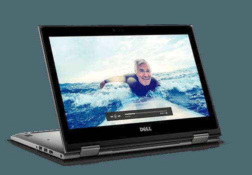 Dell Inspiron 5579 (Touch-X360) Ci7 8th 8GB 1TB 15.6