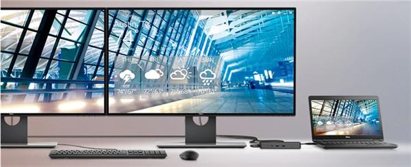 Latitude 5490 Laptop - Flexible docking options