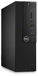 Dell Optiplex 3050 MT Ci3 7th 4GB 1TB DVD