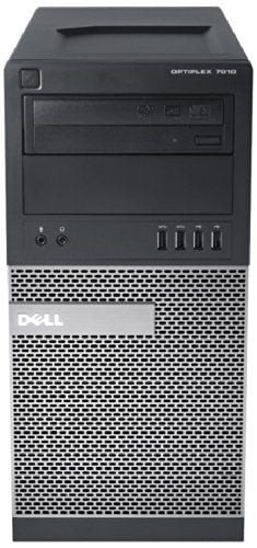 Dell Optiplex 7010 Tower Intel Ci5 3rd Gen