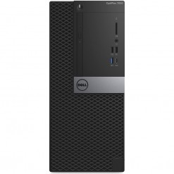 Dell OptiPlex 7050 Minitower (MT) Desktop - 7th Gen Ci7 7700 4GB 1TB (3-Year Warranty)