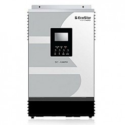 ECOSTAR UPS Inverter EHY-3000PW 2400W Hybrid with Solar Charging