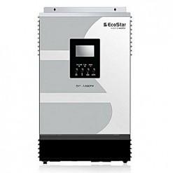 ECOSTAR UPS Inverter EHY-3000PW 2400W Hybrid with Solar Charging