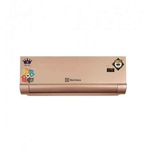 Electrolux ROYALE Split Air Conditioner Inverter 1 TonSEA-1360 Hot & Cool in Champagne