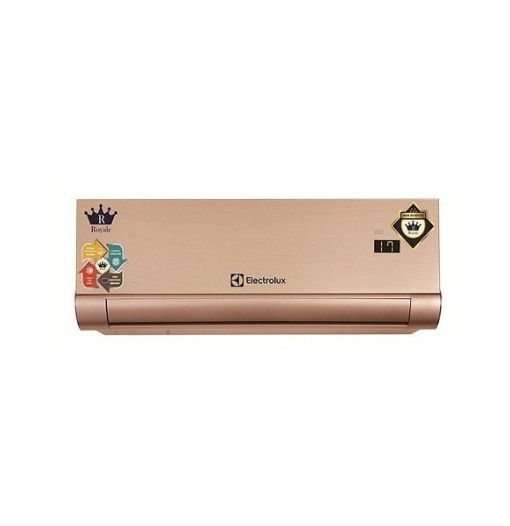 Electrolux Split Air Conditioner Inverter 1.5 Ton SEA-1960 ROYALE Hot & Cool in Champagne