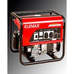 Elemax Generator in Black & Red SH3900EX