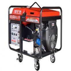 Elemax Generator in Red & Black SH 11000