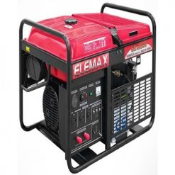 Elemax Generator in Red & Black SH 13000